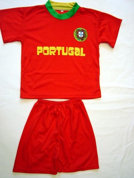 kinder fussball trikot portugal. Black Bedroom Furniture Sets. Home Design Ideas